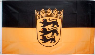 BADEN (GERMANY) - 5 X 3 FLAG